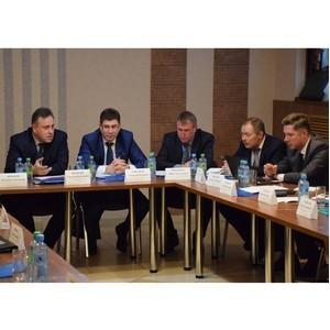 Представители ПАО «МРСК Центра» и ПАО «МРСК Центра и Приволжья» обсудили вопросы охраны труда