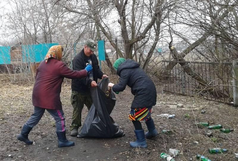 В субботниках Народного фронта приняли участие более 47 тысяч жителей Мордовии