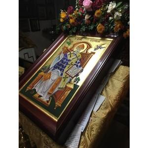 Число записок с мольбами св. Спиридону Тримифунтскому от ростовчан растет