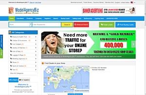 ModelAgencyBiz анонсировал продажу онлайн портала электронной коммерции для англоязычной аудитории