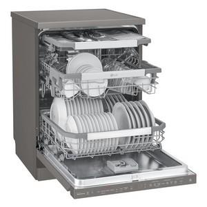LG использует пар не только для ухода за одеждой, но и для мытья посуды