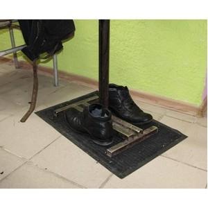 Обувная мастерская попала под арест в Томске