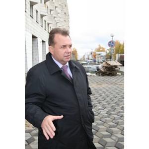 Виктор Павленко: Архангельск воссребован как опорный центр России в Арктике
