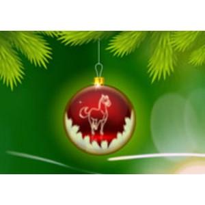 Компания NewFreeScreensavers.com представила необычную IT идею для создания праздничного интерьера