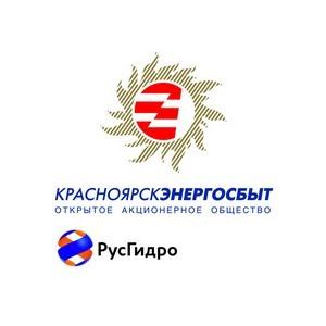 Сотрудники ОАО «Красноярскэнергосбыт» организовали праздник в красноярском приюте «Росток»