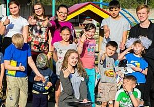 Студенты Дзержинского филиала РАНХиГС посетили воспитанников Детского дома №3