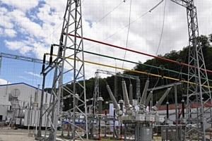 Завершена реконструкция опорной подстанции Горного кластера Олимпиады