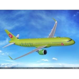 S7 Airlines станет эксплуатантом самолетов семейства Airbus A320neo