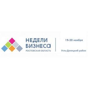 19-20 ноября семинары для МСП в Усть-Донецке Ростовской области