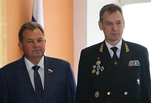 В Архангельске выставка, посвященная участникам Северных конвоев