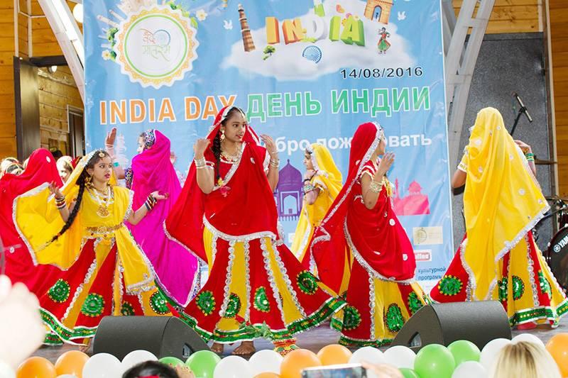 Merlion и Micromax приняли участие в V ежегодном «Дне Индии» в России