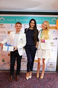 Третий ежегодный прием Nuits Blanches a Monte Carlo