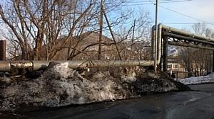После вмешательства ОНФ отремонтировано 12 участков надземных теплосетей в Петропавловске-Камчатском