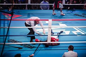 Шоу профессионального бокса Fight For The Future: вечер нокаутов