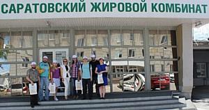 Саратовский жировой комбинат открыл блогерам секреты своей фирменной продукции