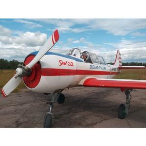 Высший пилотаж. «Гослото» поддержало чемпионат мира на самолетах Як-52