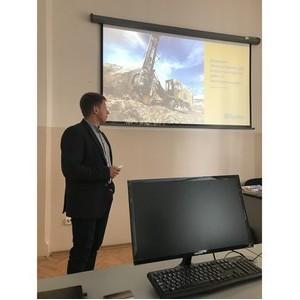 Представители компании «Эпирок» провели серию лекций