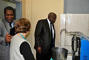 "Республика Танзания и ИТП ""Промбиофит"" - начало сотрудничества"