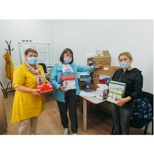 В Павлодар прибыла гуманитарная помощь из Екатеринбурга