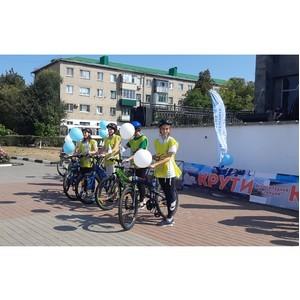 В Старом Осколе открыли бесплатный велопрокат