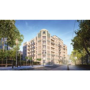 «Резиденция на Покровском бульваре» получила золотой экологический сертификат