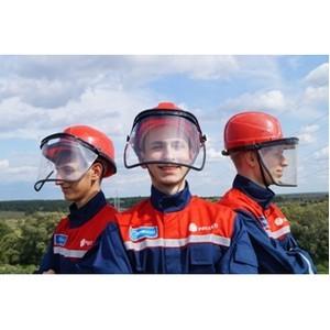 Бойцы рязанского энергетического отряда получили два диплома