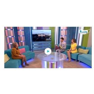 Говорим о Ворлдскиллс Россия на телеканале Санкт-Петербург
