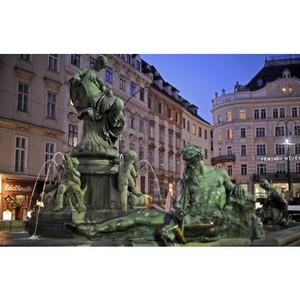 В Вене отмечено рекордное количество ночевок в первом полугодии 2014 года