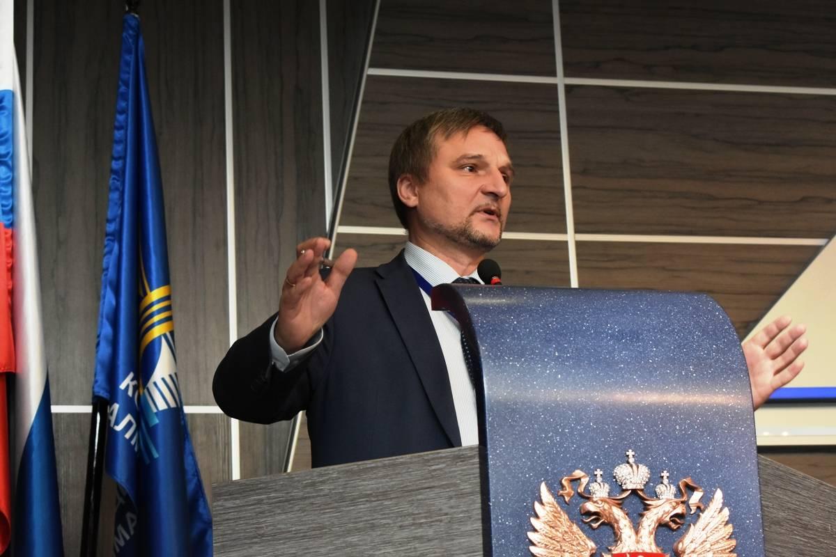 Слет стипендиатов Концерна ВКО «Алмаз-Антей» на ПАО «МЗИК»