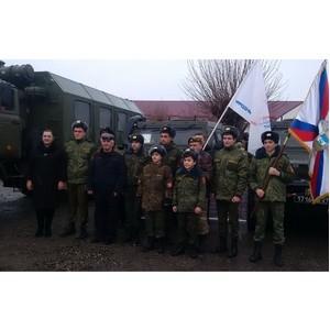 Активисты ОНФ в КБР взошли на Курпские высоты