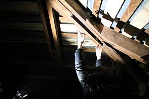 Активисты ОНФ раскритиковали устранение недостатков после капремонта крыши в доме в Иванове