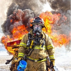 9 октября - День образования Специальной пожарной охраны МЧС России