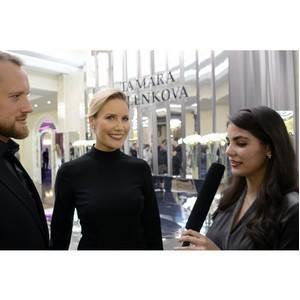 Российская модель Ангелина Волкова представила  видеоблог