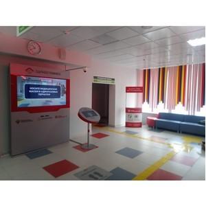 В новой детской поликлинике в Твери установлена «Здравографика»