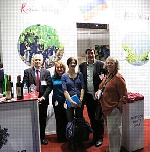 Даррелл Джозеф  восхищен разнообразием сортов винограда и стилей российских вин