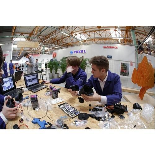 Как создаются технопарки Москвы