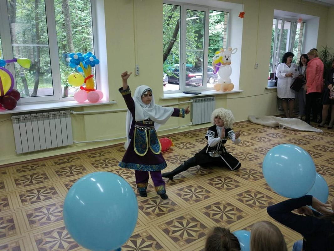 Филиалу реабилитационного НПЦДП исполнился год!