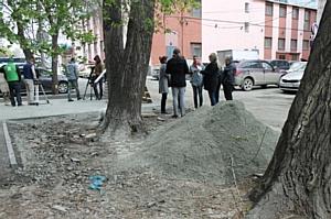 Активисты Народного фронта провели выездной мониторинг состояния дворов Челябинска