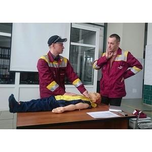 Безопасность превыше всего! В Ивановском филиале «САН ИнБев» прошел День охраны труда