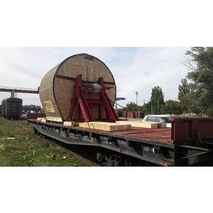 Ростовский филиал ПГК увеличил объем перевозок вагонами-платформами