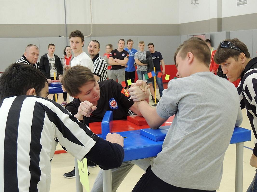 Участниками турнира по армрестлингу станут команды Москвы и МО