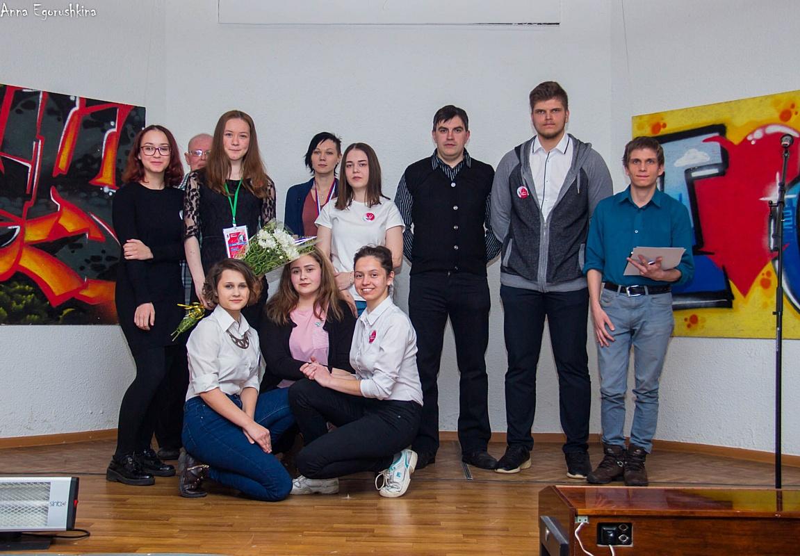 Студенты Дзержинского филиала РАНХиГС приняли участие в фестивале «Всемирный день поэзии»