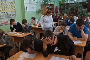«Всероссийский тест по истории ВОВ» в Верхней Салде