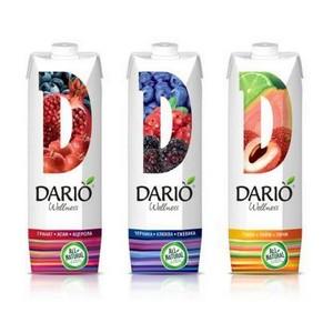 Соки Dario Wellness победили в конкурсе Shape Food Awards в номинации «Самый натуральный сок»!