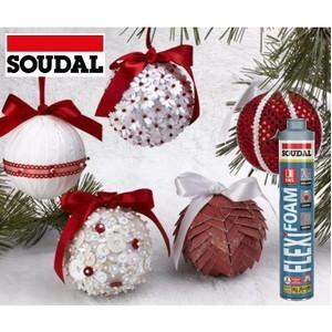 Как сделать символ наступившего года из монтажной пены от Soudal