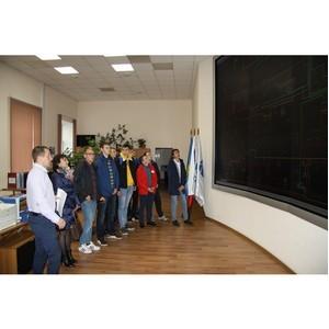 Cтуденты НГТУ посетили Центр управления сетями Нижновэнерго