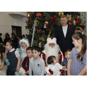 ОНФ в КБР организовал праздничные мероприятия для детей с ограниченными возможностями здоровья