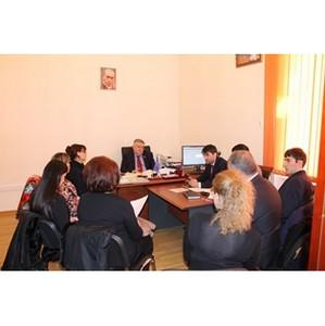 Активисты ОНФ в Дагестане приняли участие в видеоконференции по проблемам экологии и защиты леса