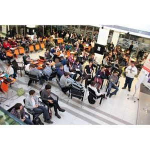 В рамках Kazan Startup Week завершился хакатон Microsoft