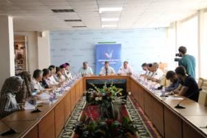 Активисты Народного фронта в Чечне обсудили актуальные для региона экологические вопросы